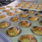 The Cooked Won Ton Cups