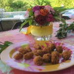 Ham and Cheese Croquettes and Suppli al Telefono