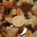Good Quality French or Italian Bread Cut into Chunks to Make Crumbs