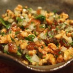 Date Relish with Walnuts and Cilantro