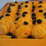 Moroccan Orange Salad with Olives and Fennel