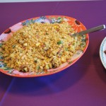 The Tumeric Scented Couscous, Ready to Eat
